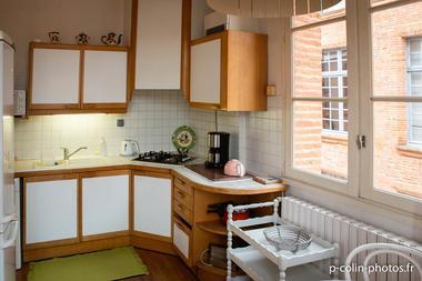 Appartement de Mme Simar Meublé tourisme Montauban Tarn-et-Garonne