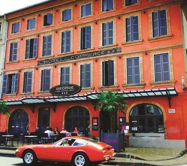 George Hotel Montauban