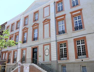 Hôtel de Pullignieu Montauban