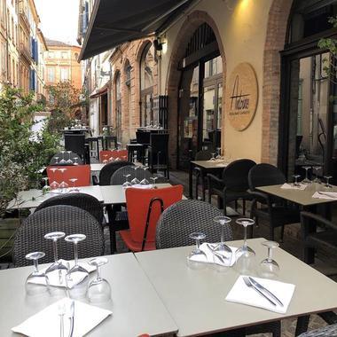 Antoine restaurant Omnivore Montauban