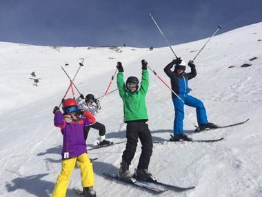 école de ski Goulier Neige