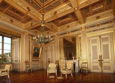 Chambre du Roi, salon Louvois