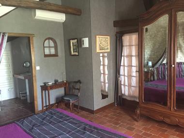 Chambre romantica Metairie