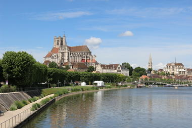 Circuits culturel. Auxerre historique