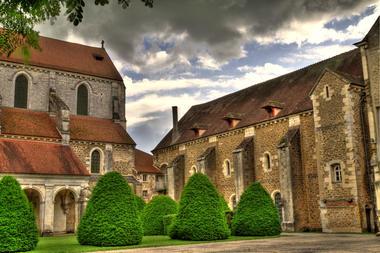 abbaye de Pontigny partie-nord-2