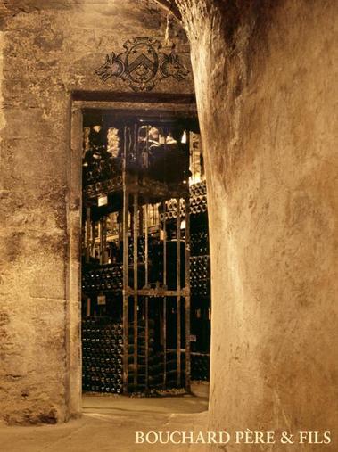 Les caves du Château de Beaune