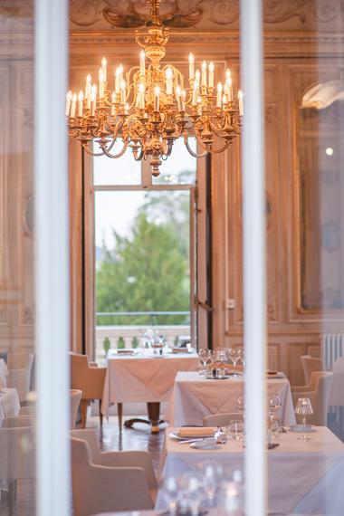 Salle gastronomique