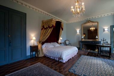 "chambre ""Marie Antoinette"""