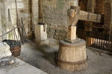 Marteau Hydraulique Abbaye de Fontenay