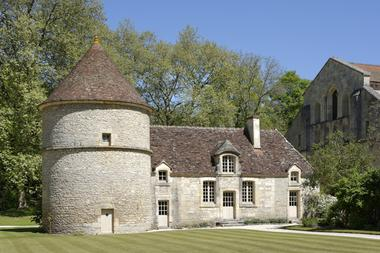 Colombier Abbaye de Fontenay