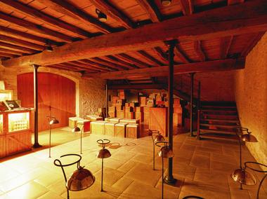 Salle 2 , espace muséographique