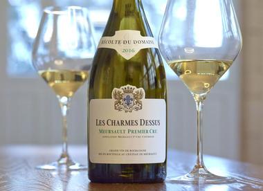 Les Charmes-Dessus Meursault 1er Cru 2016