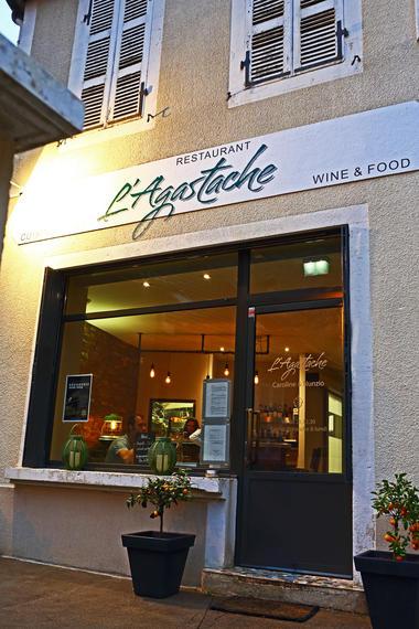 restaurant l''Agastache à Volnay 21