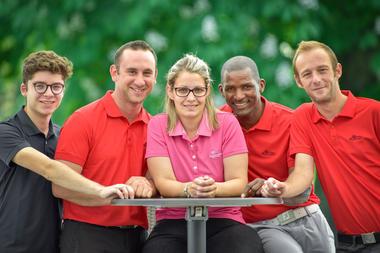 Equipe de Golf