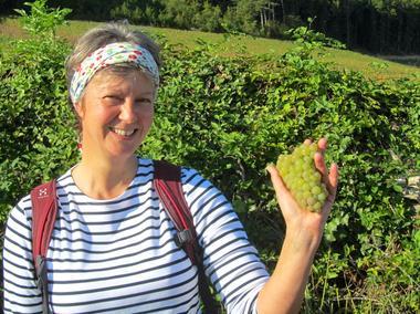 Karoline Knoth guide conférencière Meursault Beaune Dijon