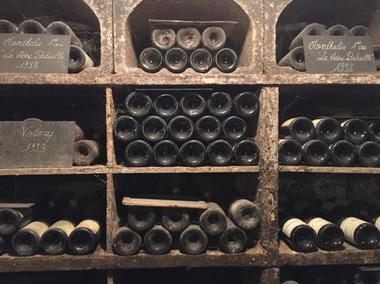 nos merveilleux vins de Bourgogne