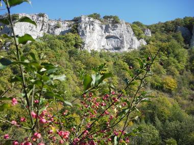 Les roches de Bouilland