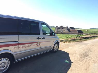 Une visite au château du Clos de Vougeot