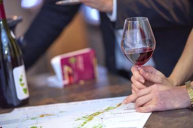 Ecole des Vins de Bourgogne dégustation