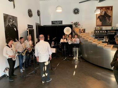Festival d''Automne Jazz O Verre aux Ateliers du Cinéma à Beaune