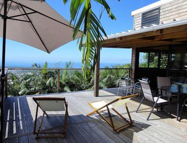 1- Extérieur - Lounge de L'Etang-Salé