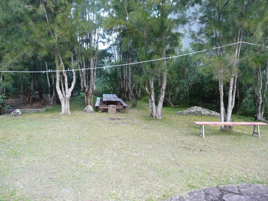 Gîte de la Rivière des Remparts