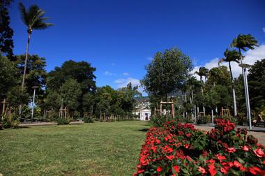 Jardin de l'Etat - Muséum d'Histoire Naturelle