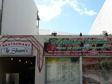 Sham's (Le)