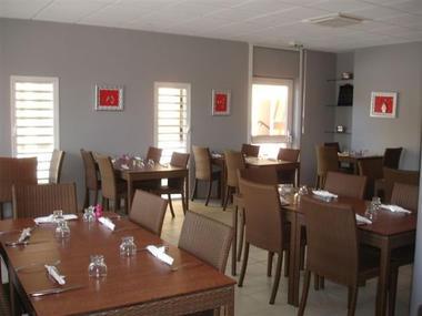 Salle intérieure du restaurant Le Thalès - Thalès (Le)