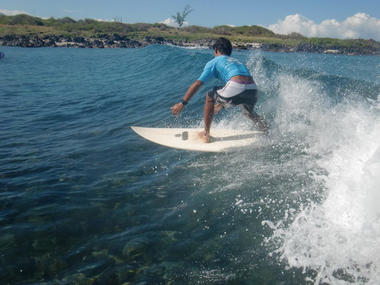 Ecole de Surf de La Réunion