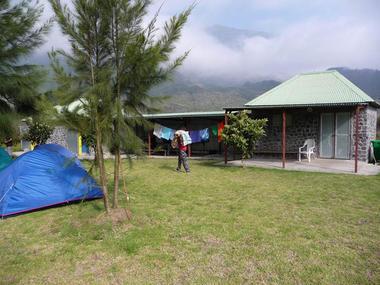 Camping à la Ferme Fontaine Julien