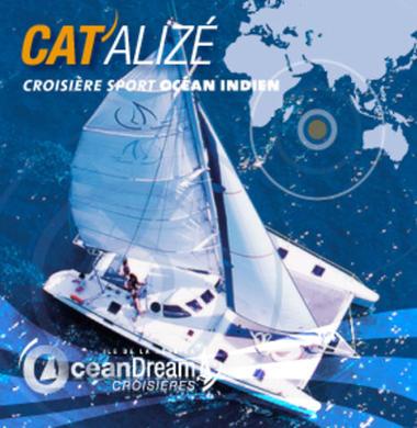 Cat'Alizé - Océan Dream Croisières