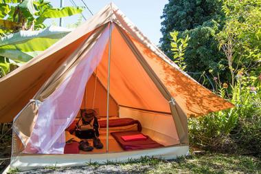 Camping Pré-Vert Entre 2 Songes