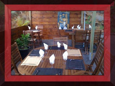 Restaurant Le Mascarin Colimaçons