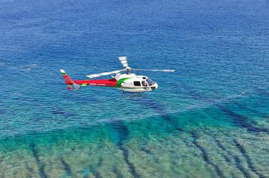 Corail Hélicoptères - Base de Saint-Pierre