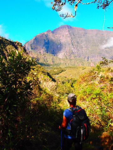 Pierre Amandine - La Réunion Côté Montagne