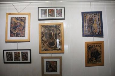 Kunsthandwerk und lokale Produkte