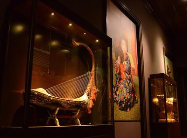 Maison Morange (La) - Musée des Musiques et Instruments de l'océan Indien