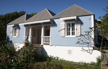 1- maison - Bleu du Sud