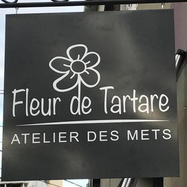 1 - Restaurant Fleur de Tartare