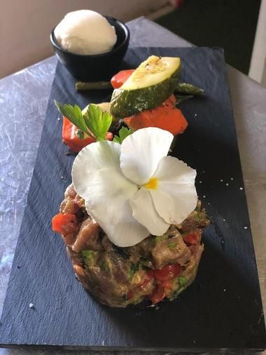 Restaurant Fleur de Tartare
