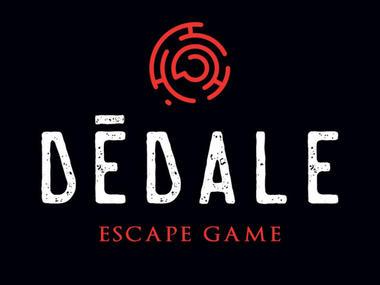 - 1 logo - Dédale Escape Game