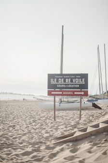 COURS DE CATAMARAN ADULTE - ILE DE RÉ VOILE / BOIS-PLAGE