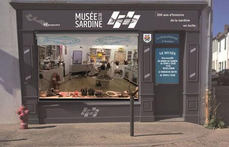 LE MUSÉE DE LA SARDINE