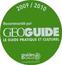 Guide des routards recommandé par Géoguide