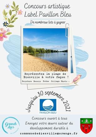 Concours pavillon bleu - Plage de Dienville.jpg