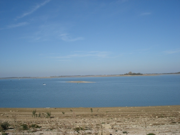 Plage - Lac du Der