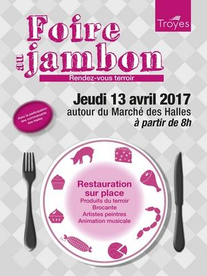Foire au jambon troyes troyes champagne tourisme for Salon gastronomie troyes