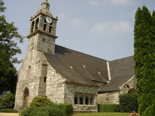 église Saint-Samuel - Le Saint - crédit photo OTPRM (3).JPG
