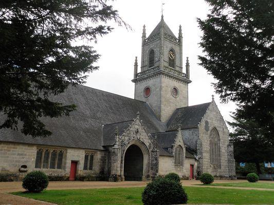 église - Langonnet - crédit photo OTPRM (5).JPG